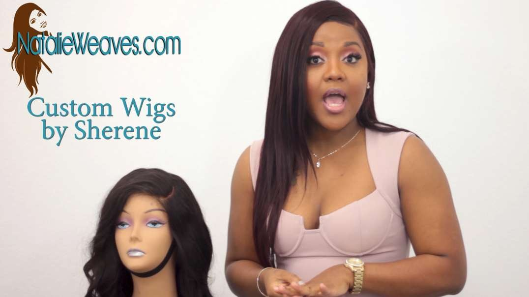 custom wigs by sherene