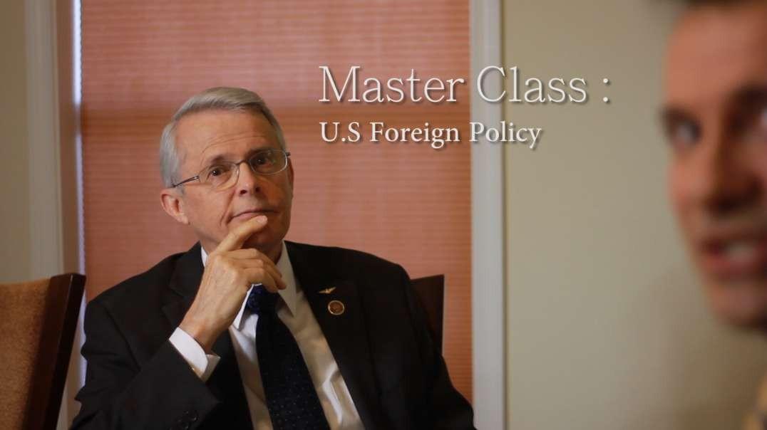 Senator Richard Black Discusses The War In Syria