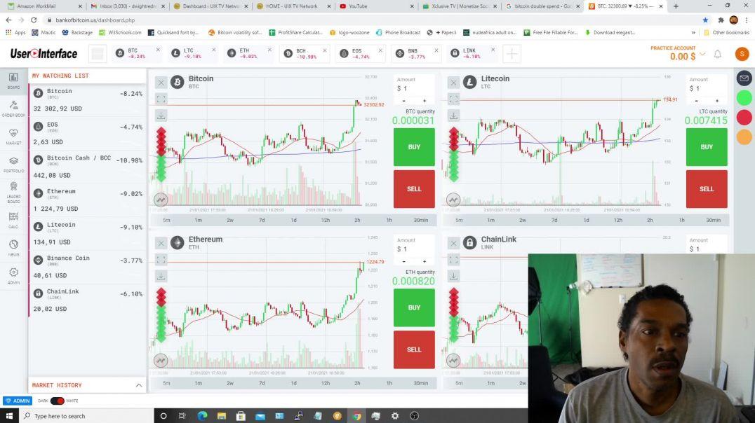 Crypto Market Update 1-21-2021