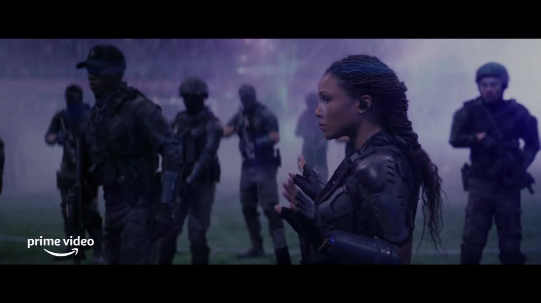 THE TOMORROW WAR  Official Trailer
