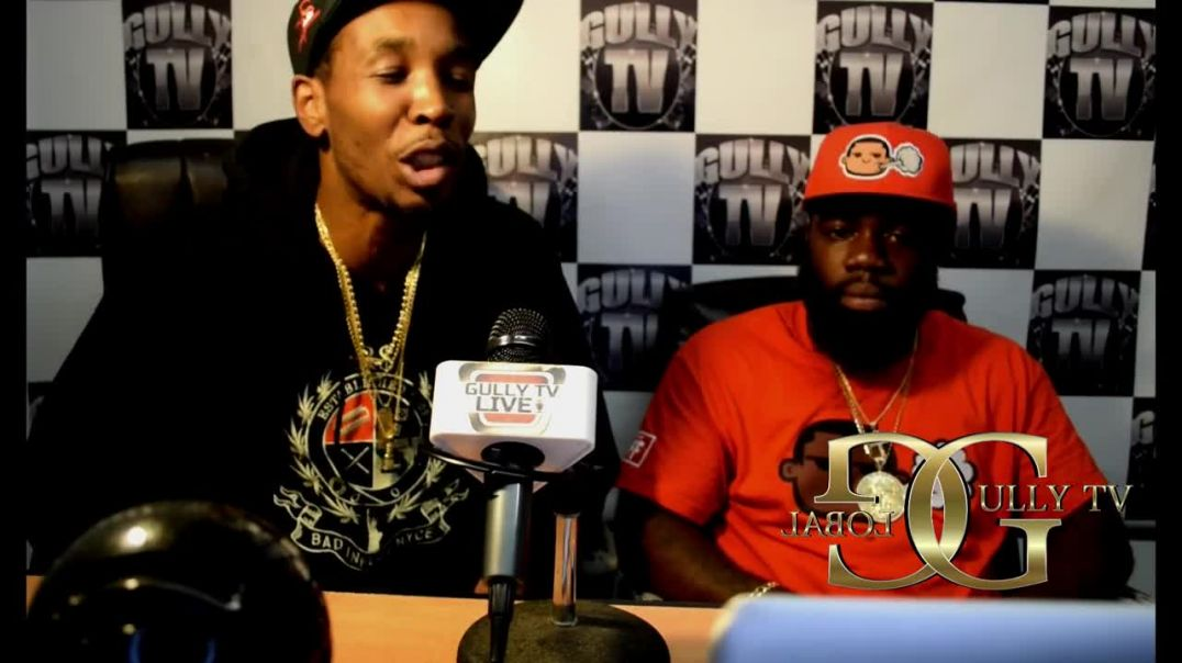 ROME STREETZ AND JAMAL GASOL FULLY LOADED CLIP IN STUDIO FREESTYLE